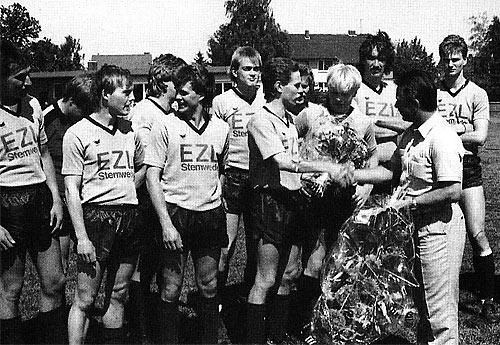 1989: Aufstieg 1. Mannschaft