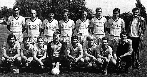 I. Mannschaft 1989/90