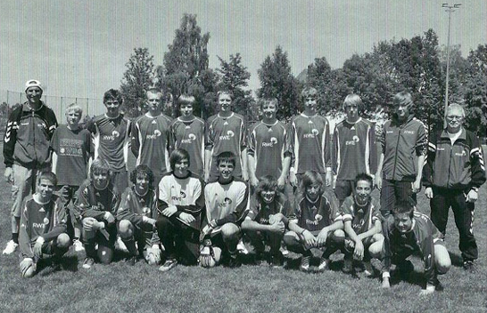 c1-Junioren - Saison 2010/2011