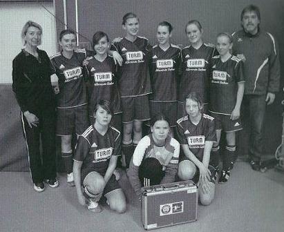 C-Juniorinnen SG Levern/Stemwede - Saison 2012/2013