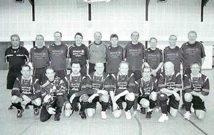 Ü40 gewinnt Stemweder-Berg-Pokal
