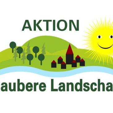 "Aktion ""saubere Landschaft"""