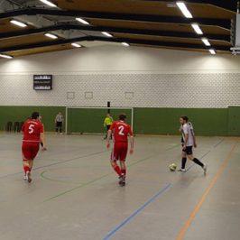 Hallenturniere in der Sport- und Festhalle Levern
