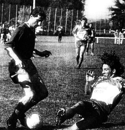 Ciro Ronzetti in Aktion