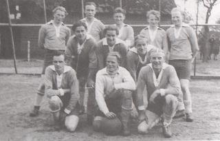 1. Mannschaft um 1949