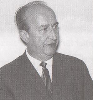 1.Vorsitzender 1960-1970