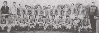 2. Mannschaft - Kreismeister 1980