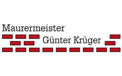 Maurermeister Günter Krüger