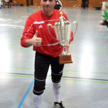 Ü32 wird Kreispokalsieger