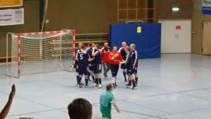 Ü50 im Kreispokalfinale