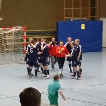 Ü32 steht im Kreispokalfinale