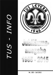 30 Jahre TuS Info