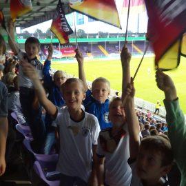 Besuch des U21 Länderspiels in Osnabrück