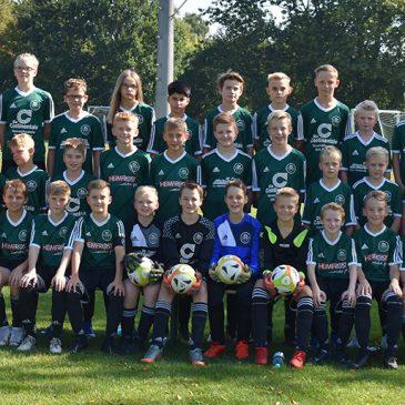 D-Junioren steigen in Bezirksliga auf
