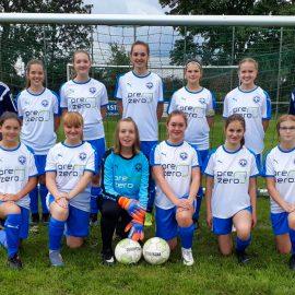 B-Juniorinnen spielen Saison in Niedersachsen