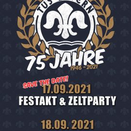 75 Jahre TuS Levern – save the date