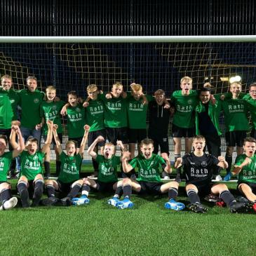 C- und B-Junioren erreichen Pokalfinale